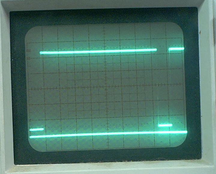 ParaZapper UZI produces 100 percent positive signal. Click for larger image.